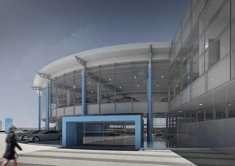 Insight Structural Engineers, Inc. » Rusnak Mercedes Benz